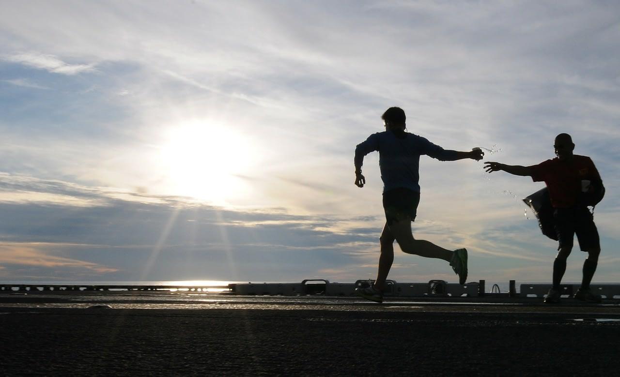 Run and Bike Improvements