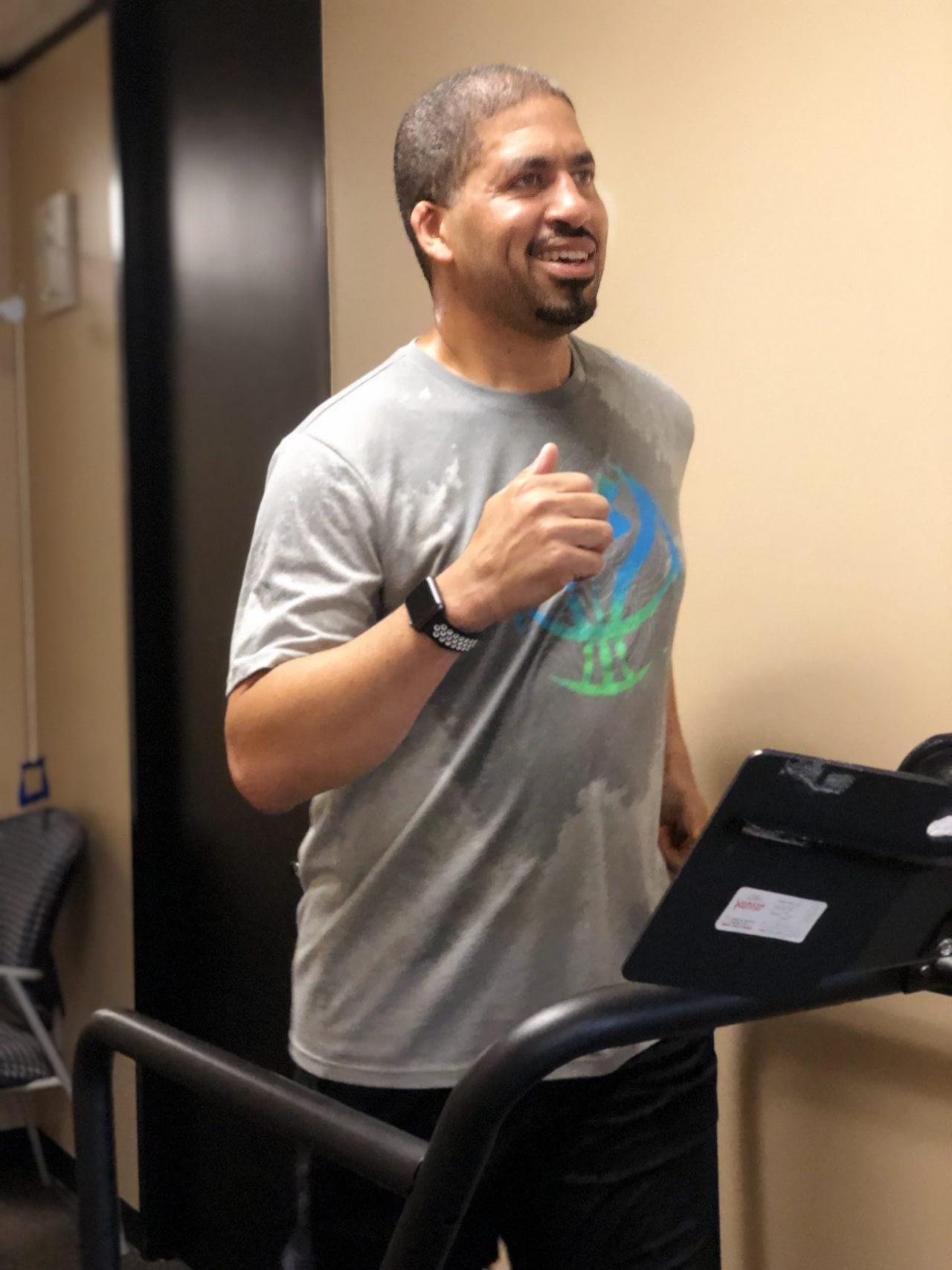 8 Week Run Test… Gains!