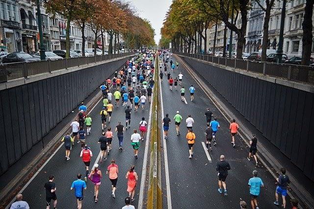 Marathon anticipation