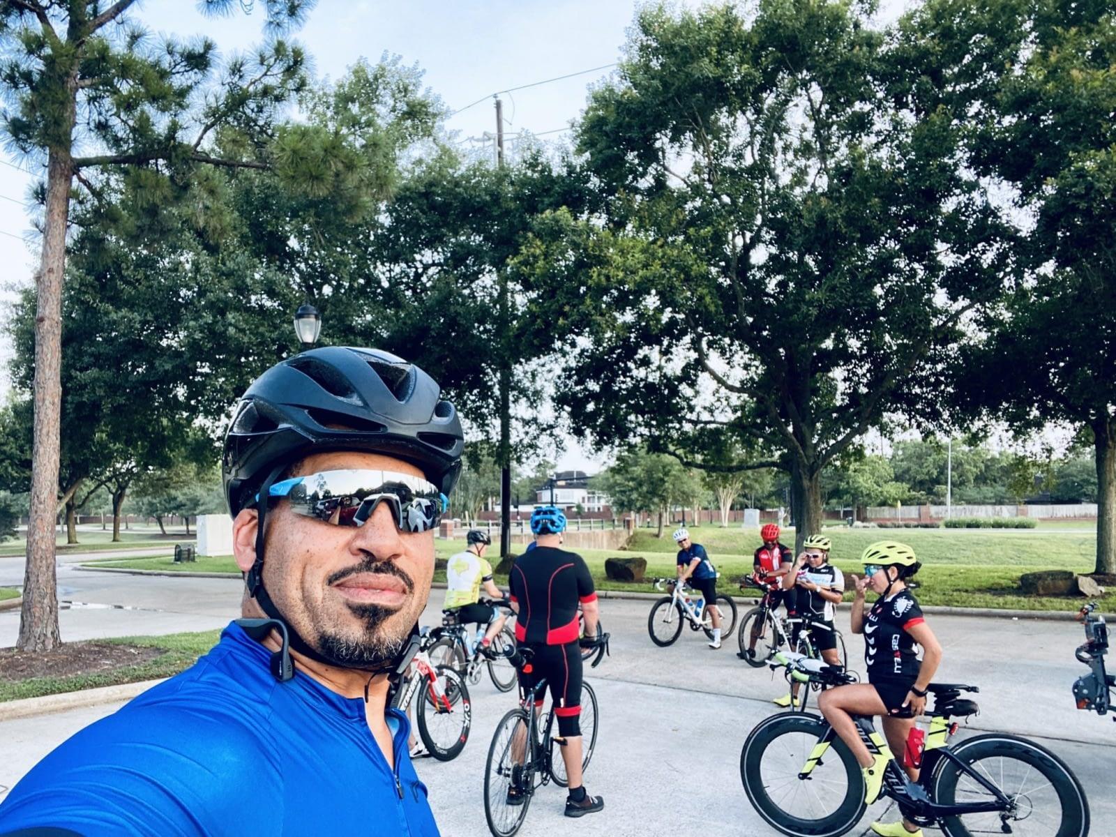 Group - Pre ride