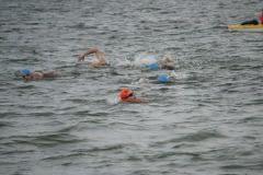 Swim - Lake Pflugerville Triathlon