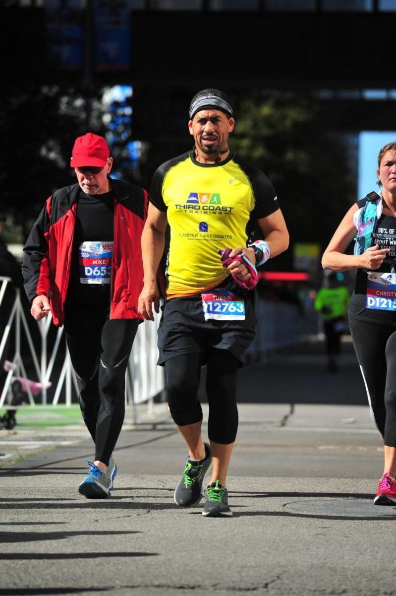 Chevron Houston Marathon Mile 26