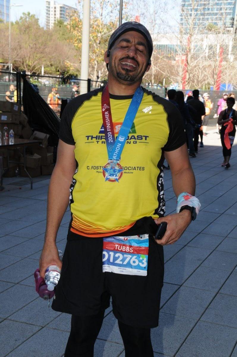 Chevron Houston Marathon Finisher