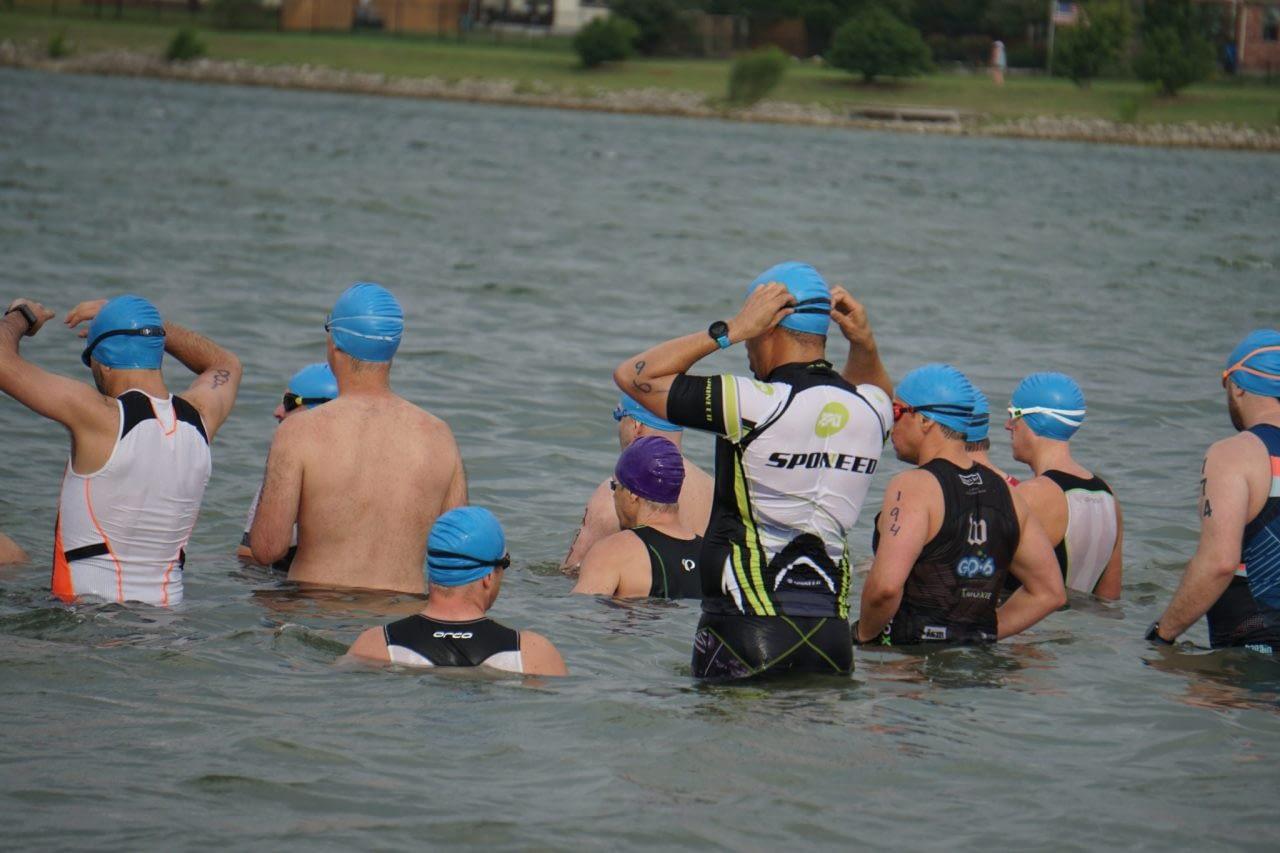Race Day – Lake Pflugerville Triathlon (1 of 3)