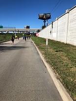 Houston Marathon 22km