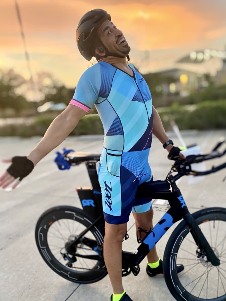 Ironman VR22 – Virtual Sprint 🏊🏽‍♂️🚴🏽‍♂️🏃🏽‍♂️💨